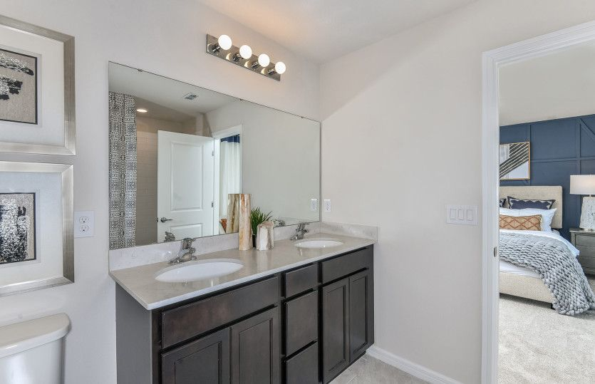 Bathroom featured in the McNair By Centex Homes in Tampa-St. Petersburg, FL