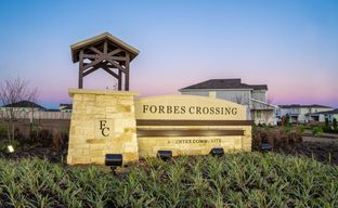 Forbes Crossing by Centex Homes in Houston Texas