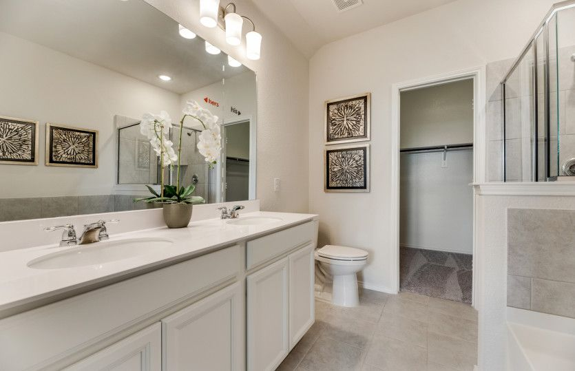 Bathroom featured in the Stockdale By Centex Homes in Dallas, TX