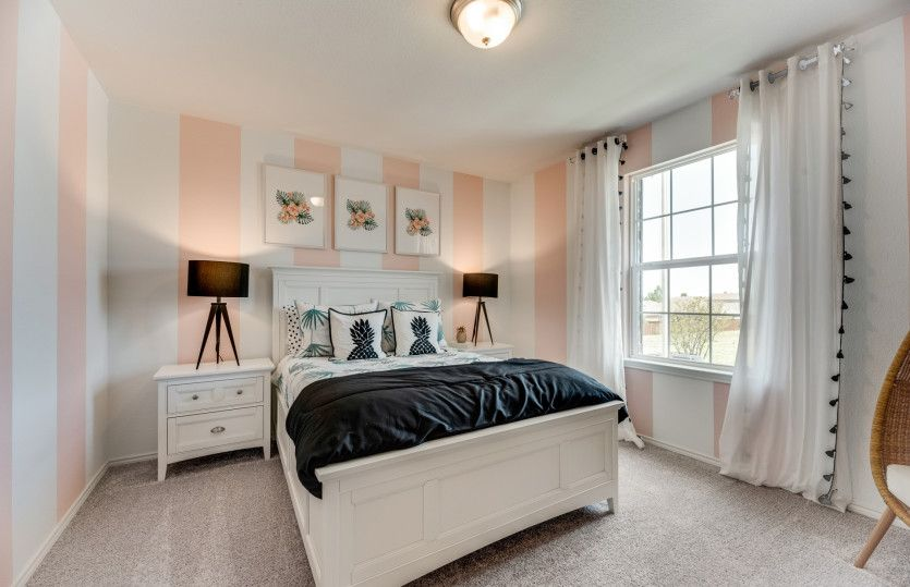 Bedroom featured in the Stockdale By Centex Homes in Dallas, TX