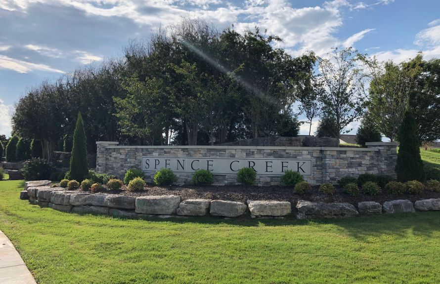 'Spence Creek' by Centex Homes - Tennessee - Nashville in Nashville