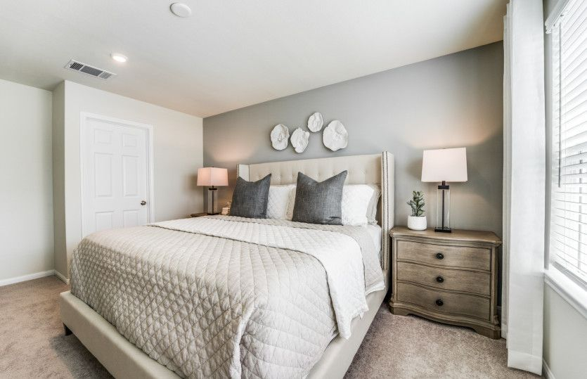 Bedroom featured in the Pierce By Centex Homes in Houston, TX