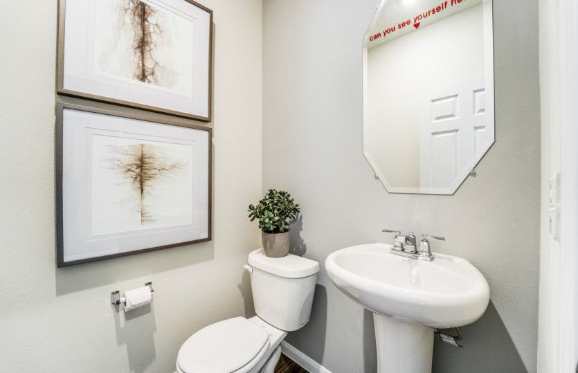 Bathroom featured in the Pierce By Centex Homes in Houston, TX
