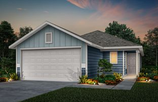 Adams - Winding Brook: San Antonio, Texas - Centex Homes