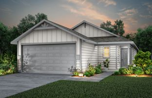 Adams - Santa Clara: Converse, Texas - Centex Homes