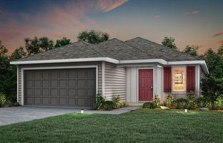 Becket - Santa Clara: Converse, Texas - Centex Homes