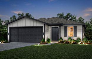 Hewitt - Winding Brook: San Antonio, Texas - Centex Homes