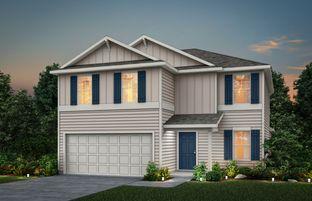 Granville - Santa Clara: Converse, Texas - Centex Homes