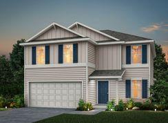 Granville - Winding Brook: San Antonio, Texas - Centex Homes