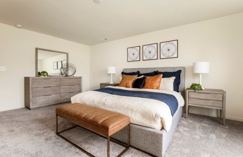 Bedroom featured in the Hampton By Centex Homes in Louisville, KY