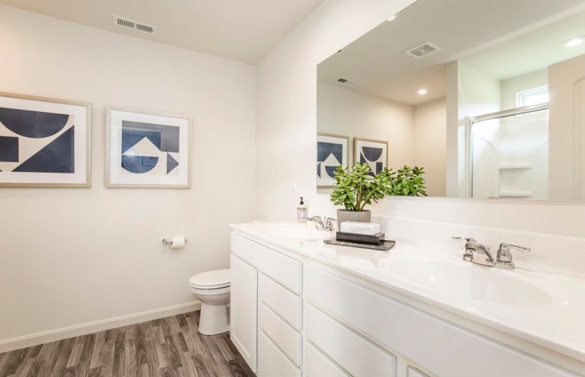 Bathroom featured in the Hampton By Centex Homes in Louisville, KY