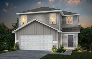 Springfield - Estrella on Rittiman: San Antonio, Texas - Centex Homes