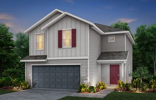 Pierce - Winding Brook: San Antonio, Texas - Centex Homes