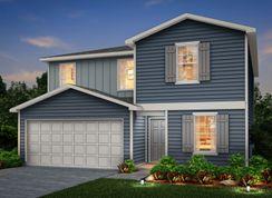 Sandalwood - Winding Brook: San Antonio, Texas - Centex Homes