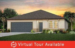 Hanover - Brightwood at North River Ranch: Parrish, Florida - Centex Homes