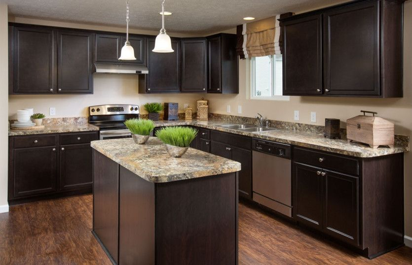 Kitchen featured in the Crisfield By Centex Homes in Louisville, KY