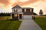 Woods at Grey Oaks by Centex Homes in Louisville Kentucky