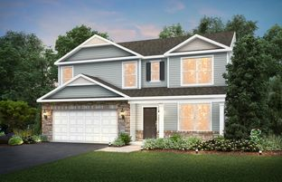 Crisfield - Bloomfield Hills: South Bloomfield, Ohio - Centex Homes