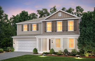 Mitchell - Bloomfield Hills: South Bloomfield, Ohio - Centex Homes