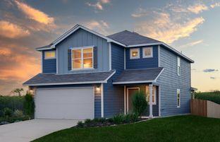 Lincoln - Estrella on Rittiman: San Antonio, Texas - Centex Homes