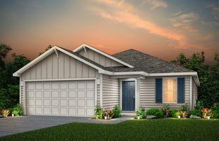 Hewitt - Santa Clara: Converse, Texas - Centex Homes