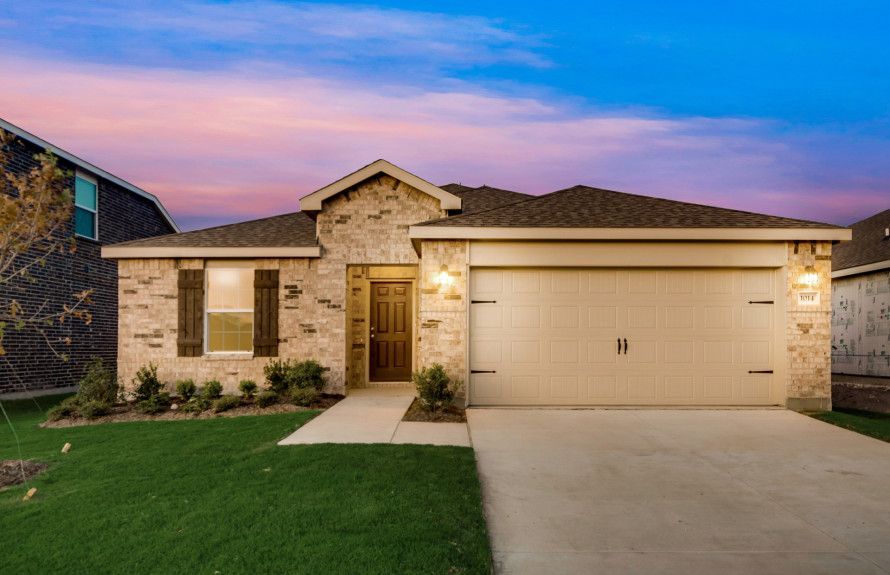 'Verandah' by Centex Homes - Texas - Dallas in Dallas