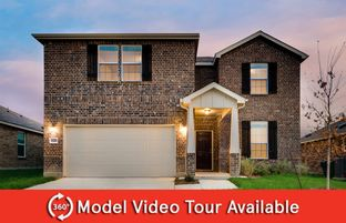 Stockdale - Elizabeth Creek: Haslet, Texas - Centex Homes