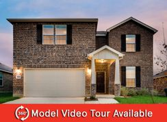 Stockdale - Newberry Point: Fort Worth, Texas - Centex Homes