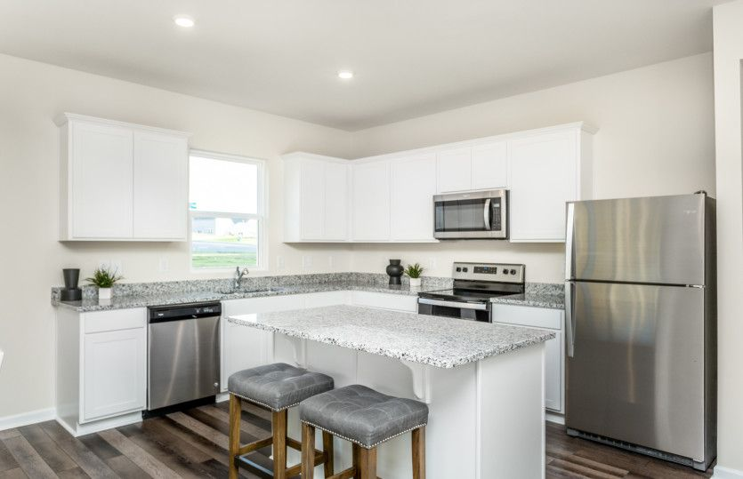 Kitchen featured in the Ibis By Centex Homes in Raleigh-Durham-Chapel Hill, NC