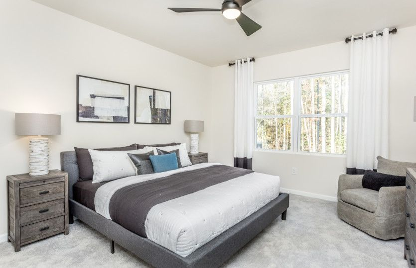 Bedroom featured in the Ibis By Centex Homes in Raleigh-Durham-Chapel Hill, NC