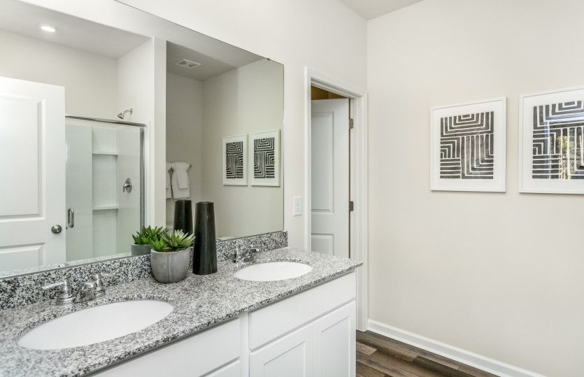 Bathroom featured in the Ibis By Centex Homes in Raleigh-Durham-Chapel Hill, NC