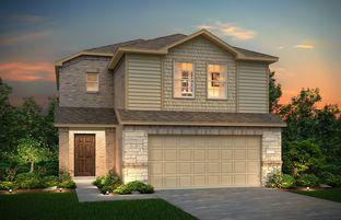 Pierce - Carlson Place: Georgetown, Texas - Centex Homes