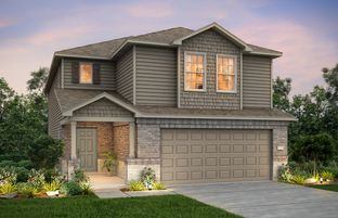 Springfield - Carlson Place: Georgetown, Texas - Centex Homes