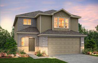 Lincoln - Carlson Place: Georgetown, Texas - Centex Homes