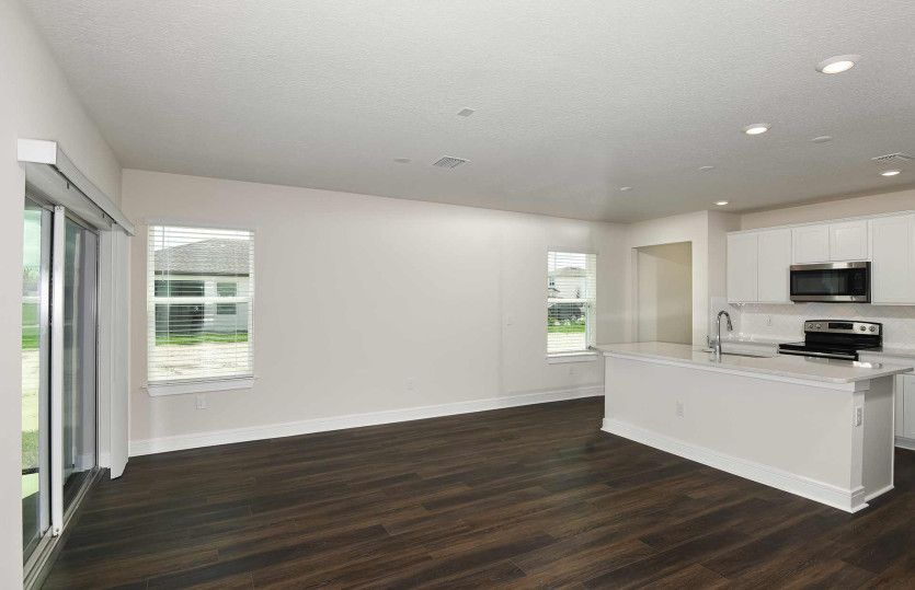 Kitchen featured in the Daniel By Centex Homes in Tampa-St. Petersburg, FL