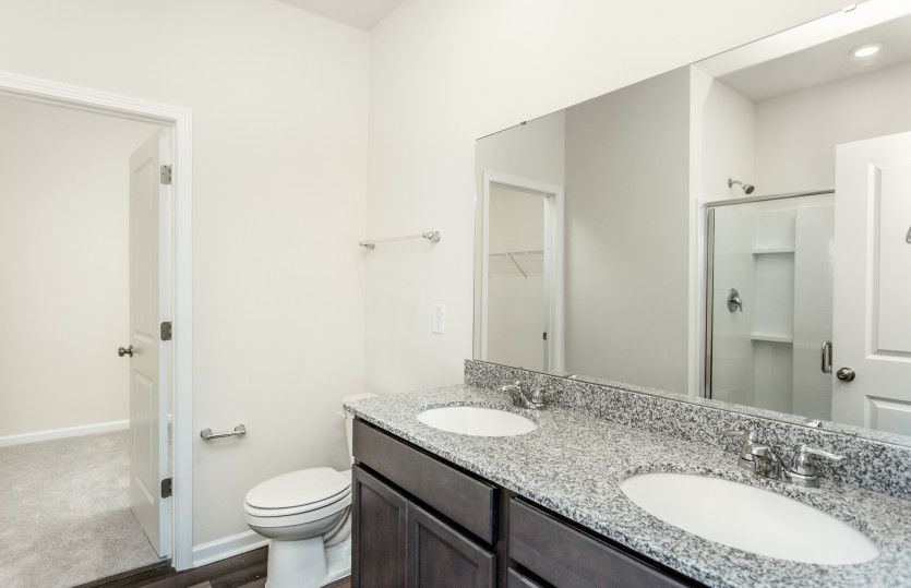 Bathroom featured in the Dunlin By Centex Homes in Raleigh-Durham-Chapel Hill, NC