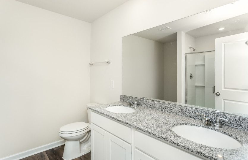 Bathroom featured in the Osprey By Centex Homes in Raleigh-Durham-Chapel Hill, NC