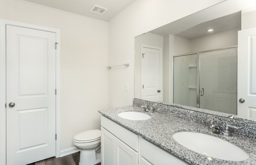Bathroom featured in the Whimbrel By Centex Homes in Raleigh-Durham-Chapel Hill, NC