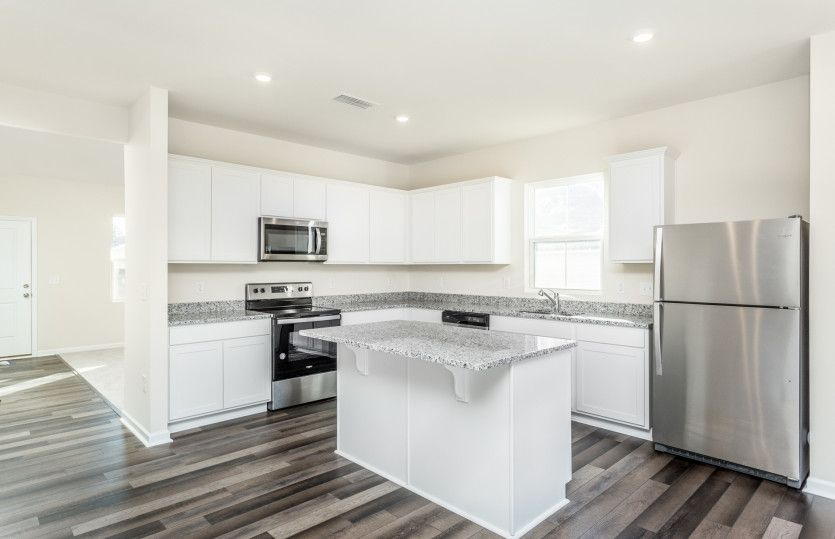 Kitchen featured in the Whimbrel By Centex Homes in Raleigh-Durham-Chapel Hill, NC