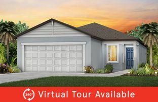 Collier - Brightwood at North River Ranch: Parrish, Florida - Centex Homes