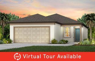 Collier - Wesbridge: Wesley Chapel, Florida - Centex Homes
