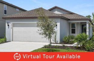 Daniel - Isles at BayView: Parrish, Florida - Centex Homes