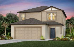 McNair - Isles at BayView: Parrish, Florida - Centex Homes