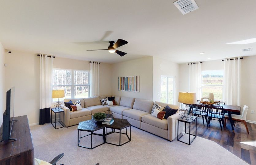 Living Area featured in the Ibis By Centex Homes in Nashville, TN