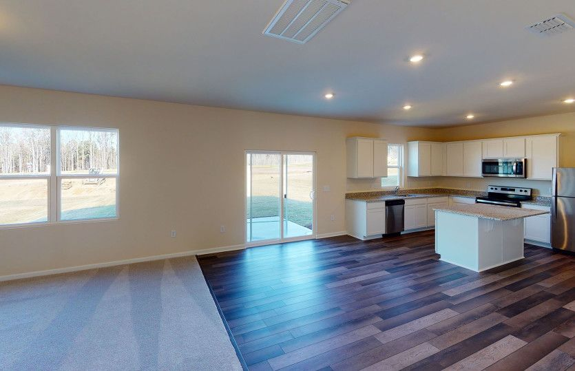 Kitchen featured in the Osprey By Centex Homes in Nashville, TN