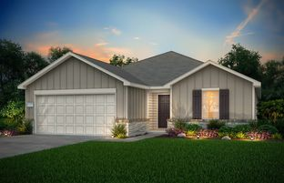 Eastgate - Grove at Bull Creek: Taylor, Texas - Centex Homes
