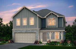 Granville - Grove at Bull Creek: Taylor, Texas - Centex Homes