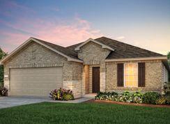 Morgan - Grove at Bull Creek: Taylor, Texas - Centex Homes