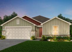 Rayburn - Grove at Bull Creek: Taylor, Texas - Centex Homes