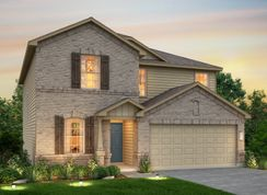 Sandalwood - Grove at Bull Creek: Taylor, Texas - Centex Homes